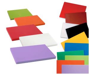 Selección de tablas de corte de polietileno Metaltex en Cuchillalia.com