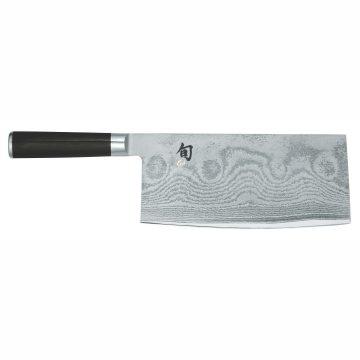 Cuchillalia – KAI Shun Damasco DM-0712 – Cuchillo modelo Chino 18cm