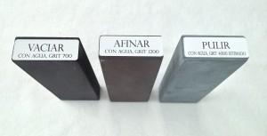 Kit de Piedras Naturales de Afilar BL-1 de A Pedras Meigas - Detalle 2