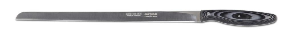 Cuchillo Jamonero Aries de A Pedra das Meigas, El cuchillo de los profesionales - Vista cuchillo