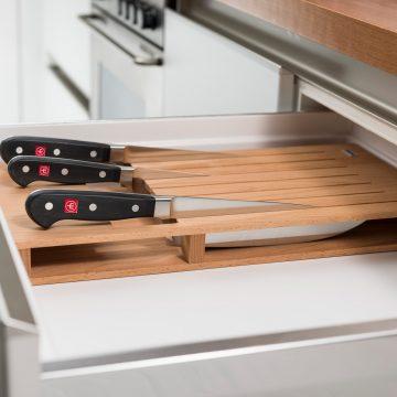 Taco de madera de haya 7 Cuchillos para Cajón – 7273 Wüsthof