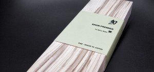 KAI Shun Premier - Detalle de la caja embalaje