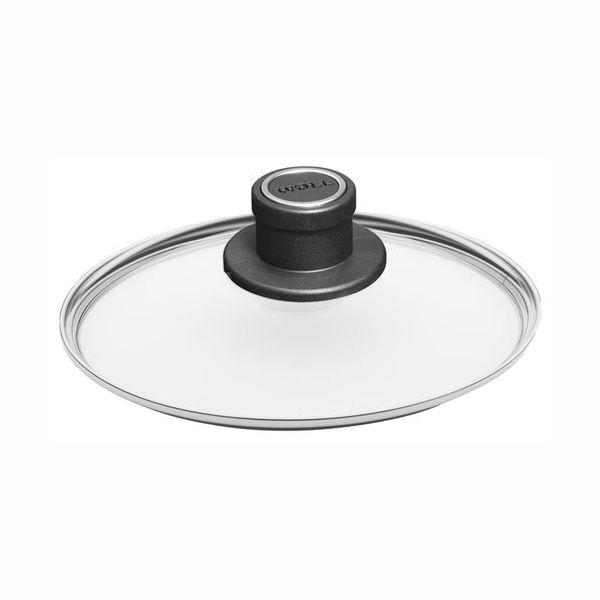 Tapa de cristal redonda para sartén de 20 cm Woll