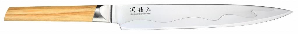 Cuchillo Fileteador 23cm 9″ Línea Seki Magoroku Composite – KAI MGC-0404