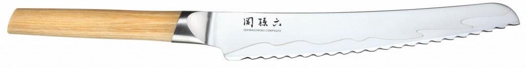 Cuchillo Panero 23cm 9″ Línea Seki Magoroku Composite – KAI MGC-0405