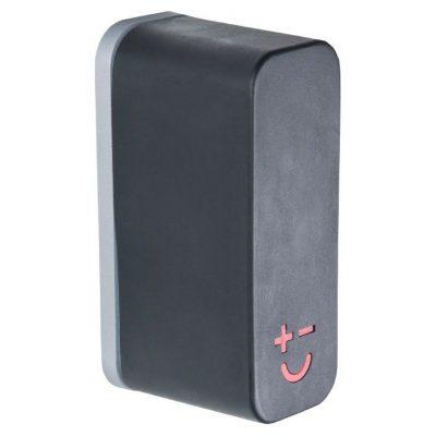 Bisbell 17214 - Soporte Magnético Goma - Soft Touch Negro (max. 2 cuchillos)