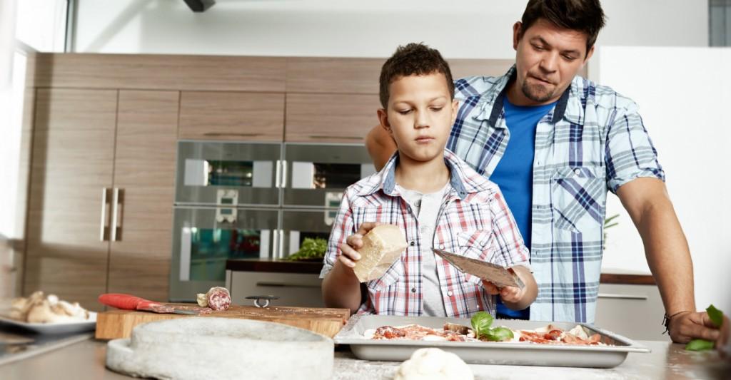 Cuchillo de cocina para niños KAI TMJ-1000 Junior Tim Mälzer