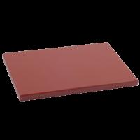 Cuchillalia - Tabla Cortar Polietileno (PE-500) Metaltex 29x20cm espesor 15mm color MARRON
