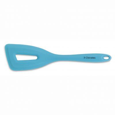 Pala de Cocina en silicona azul - 3 Claveles 4629