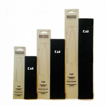Cuchillalia – Fundas magnéticas para cuchillos KAI CK-S CK-M CK-L con las medidas indicadas