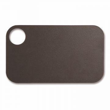 Tabla de corte Arcos 691500 de 24×14 cm, Marrón, en fibra de celulosa y resina – Cuchillalia