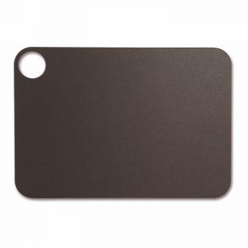 Tabla de corte Arcos 691600 de 33×23 cm, Marrón, en fibra de celulosa y resina – Cuchillalia