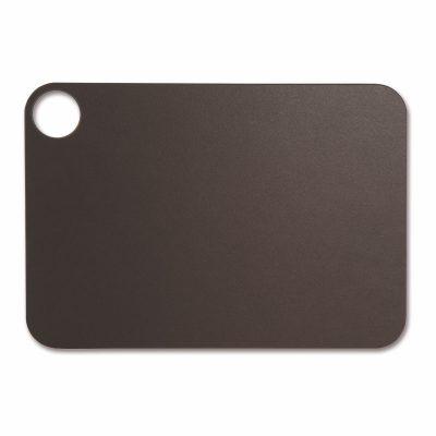 Tabla de corte Arcos 691600 de 33x23 cm, Marrón, en fibra de celulosa y resina - Cuchillalia