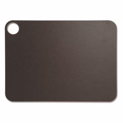 Tabla de corte Arcos 691700 de 37.7x27.7 cm, Marrón, en fibra de celulosa y resina - Cuchillalia