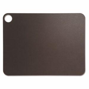 Tabla de corte Arcos 691800 de 42.7x32.7 cm, Marrón, en fibra de celulosa y resina - Cuchillalia