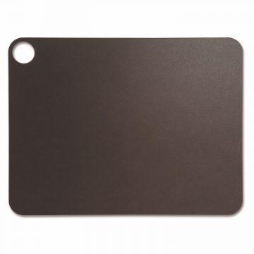 Tabla de corte Arcos 691800 de 42.7×32.7 cm, Marrón, en fibra de celulosa y resina – Cuchillalia