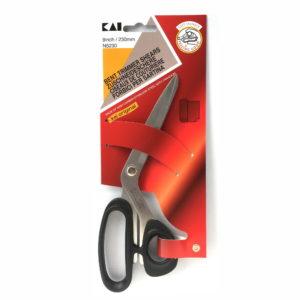 Tijera para costura KAI N5230 con mango ergonómico 230 mm - Blister - Cuchillalia