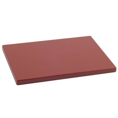 Tabla Cortar Polietileno (PE-500) Metaltex 60x40cm espesor 20mm color MARRON