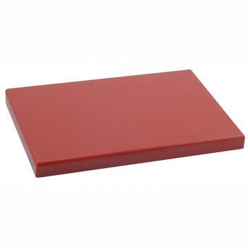 Tabla Cortar Polietileno (PE-500) Metaltex 60x40cm espesor 30mm color MARRON