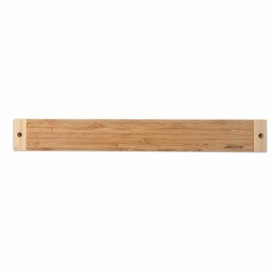 Arcos 692900 - Barra/Soporte Magnético de bambú de 45 cm - Cuchillalia