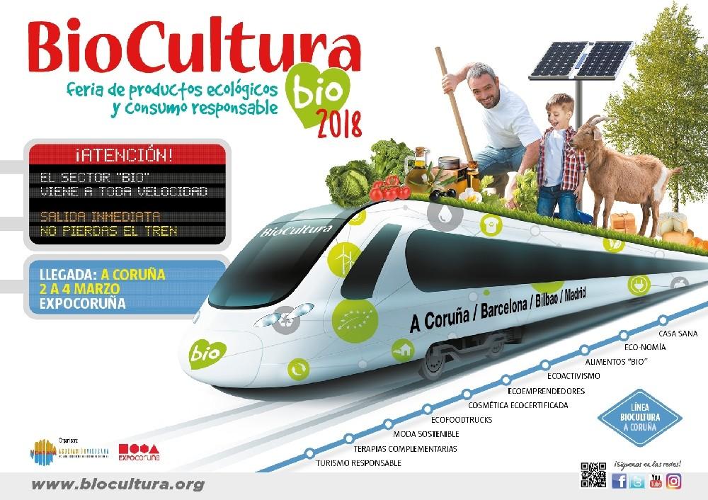 Cartel Biocultura 2018 -Cuchillalia