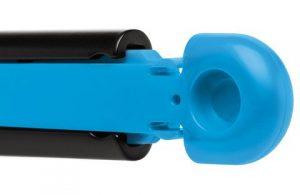 Fácil cambio de la hoja del cúter de seguridad Martor Secunorm Profi40 - Cuchillalia