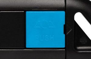 Cúter de seguridad Martor Secunorm Profi Light - Botón cambio hoja - Cuchillalia