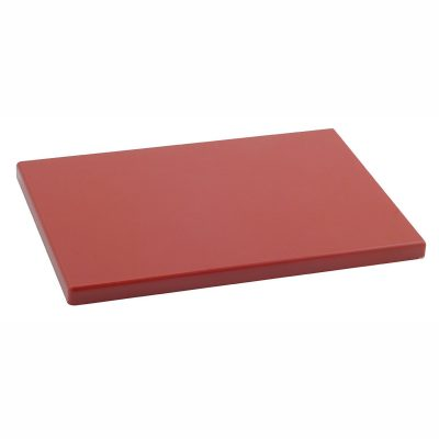 Tabla Cortar Polietileno (PE-500) Metaltex 33x23 cm espesor 20 mm color MARRON
