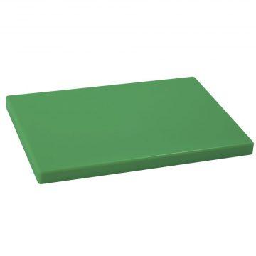 Cuchillalia – Tabla Cortar Polietileno (PE-500) Metaltex 33×23 cm espesor 20 mm color VERDE – 73332036 – Cuchillalia