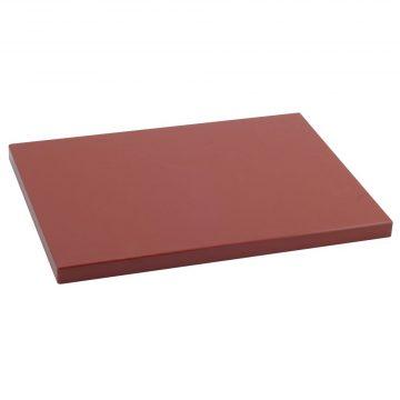Tabla Cortar Polietileno (PE-500) Metaltex 38×28 cm espesor 20 mm color Marrón – 73382035 – Cuchillalia