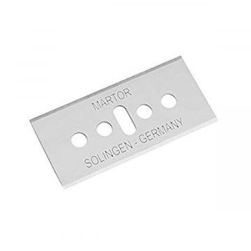 Hoja/Cuchilla de recambio rectangular MARTOR 45.60 – Cuchillalia