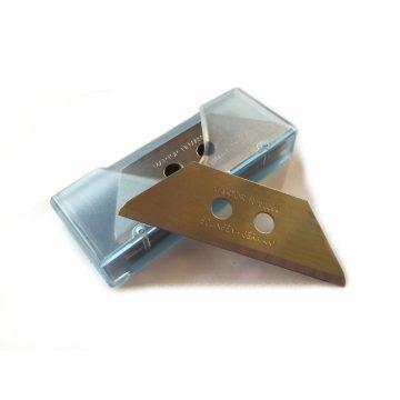 Dispensador de hojas/cuchillas de recambio trapezoidal de puntas redondeadas MARTOR 60099.70 – Cuchillalia