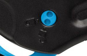 Botón de bloqueo del cambio de cuchilla del cúter Martor Secumax Easysafe 121001 - Cuchillalia