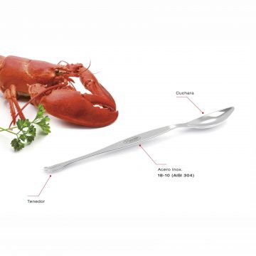 Características del tenedor para marisco – 3 Claveles 597 – Cuchillalia
