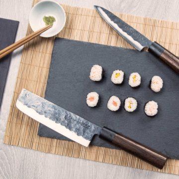 Cuchillo santoku de 18 cm de hoja – 3 Claveles Osaka 1012 – Cuchillalia