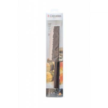 Estuche del cuchillo usuba de 18 cm de hoja – 3 Claveles Osaka 1013 – Cuchillalia