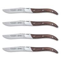 Set de 4 cuchillos chuleteros 3 Claveles Gourmet 1480 - Cuchillalia
