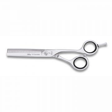 Tijeras de peluquería para esculpir de 6″ – 3 Claveles Silex 12624 – Cuchillalia