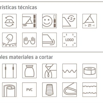 Características técnicas del cutter Martor Secupro Megasafe 116001 – Cutter de seguridad con doble desplazador de la hoja – Cuchillalia