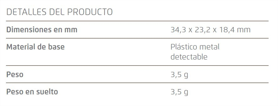 Detalles del cúter anillo Martor 307.08 – Secumax Cuchillo Anular MDP – Cuchillalia