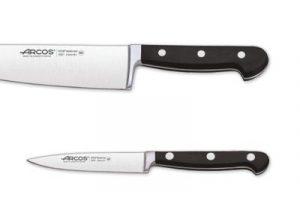 Cuchillos de la serie Clásica de Arcos en Cuchillalia