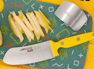 Cuchillos de cocina para niños