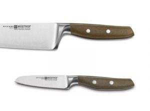 Cuchillos de la serie Epicure de Wüsthof en Cuchillalia