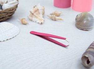 Pinzas de depilar en Cuchillalia