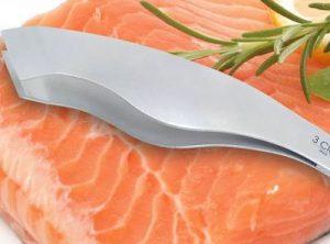 Pinzas para jamón, pescado o emplatar en Cuchillalia