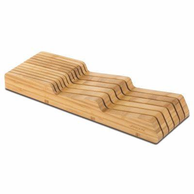 Taco de cuchillos para cajón en madera - Arcos 794300 - Cuchillalia