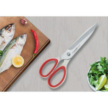 Cuchillalia – Tijera de cocina para zurdos Large – 3 Claveles 447