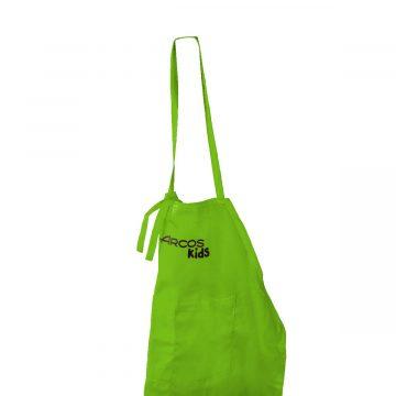 Delantal del kit de cuchillo para niños Arcos Kids verde – Cuchillalia