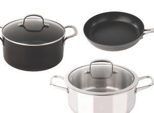 Sartenes, ollas, cacerolas y woks de Arcos en Cuchillalia.com