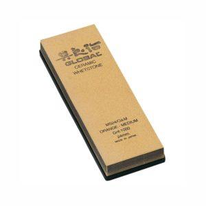Piedra de afilar Global MS24/O&M de grano 1000 - Cuchillalia
